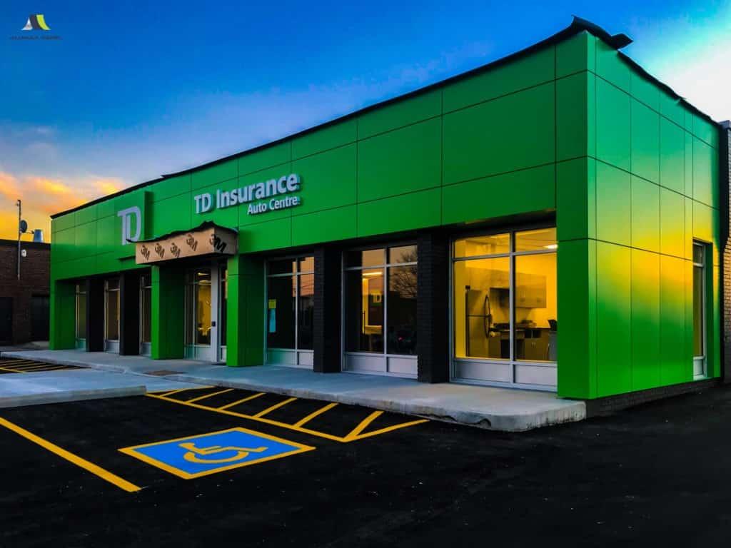 TD Auto Insurance Center